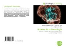 Portada del libro de Histoire de la Neurologie