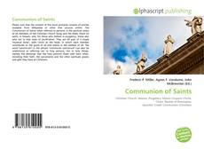 Capa do livro de Communion of Saints