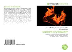 Bookcover of Exorcism in Christianity