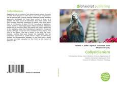 Copertina di Collyridianism