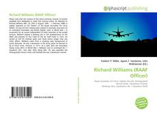 Bookcover of Richard Williams (RAAF Officer)