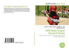 Bookcover of 1902 Major League Baseball Season