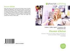 Bookcover of Pouvoir d'Achat