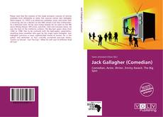 Capa do livro de Jack Gallagher (Comedian)
