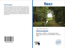 Borítókép a  Halvergate - hoz