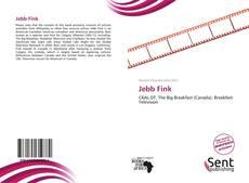 Buchcover von Jebb Fink