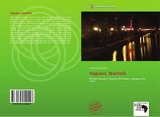 Capa do livro de Hapton, Norfolk