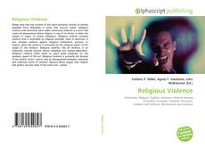 Bookcover of Religious Violence