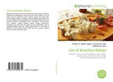 Couverture de List of Brazilian Dishes