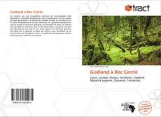 Buchcover von Goéland à Bec Cerclé