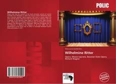 Обложка Wilhelmine Ritter