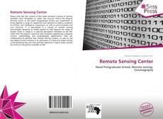 Bookcover of Remote Sensing Center