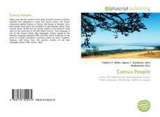 Camus People kitap kapağı