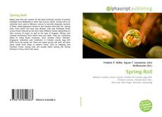 Bookcover of Spring Roll