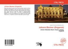 Johann Becker (Organist)的封面
