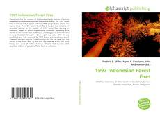 Bookcover of 1997 Indonesian Forest Fires