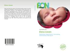 Bookcover of Elena Lieven