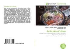 Buchcover von Sri Lankan Cuisine