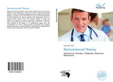 Capa do livro de Nonuniversal Theory