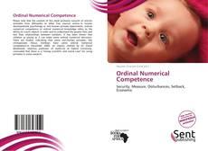 Обложка Ordinal Numerical Competence