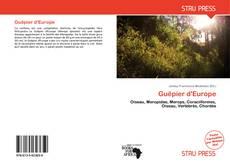 Buchcover von Guêpier d'Europe