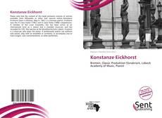 Обложка Konstanze Eickhorst