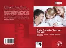 Capa do livro de Social Cognitive Theory of Morality
