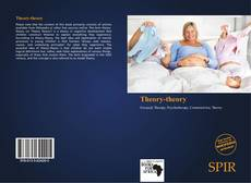 Bookcover of Theory-theory