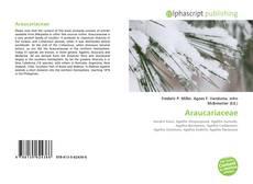 Portada del libro de Araucariaceae
