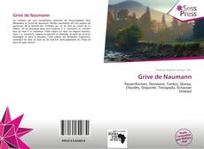 Grive de Naumann kitap kapağı
