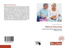 Biblical Patriarchy kitap kapağı