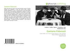 Bookcover of Gaetano Fidanzati
