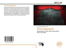 Bookcover of Tilman Hoppstock