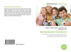 Bookcover of Being Human Characters