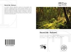 Harelde Kakawi kitap kapağı