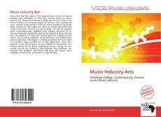 Capa do livro de Music Industry Arts