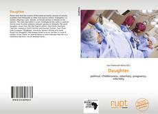 Capa do livro de Daughter