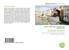 Bookcover of Cultural Tourism
