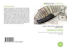 Portada del libro de Anthony Civella