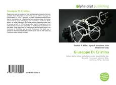 Обложка Giuseppe Di Cristina