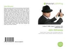 Bookcover of John DiFronzo