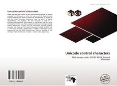 Bookcover of Unicode control characters