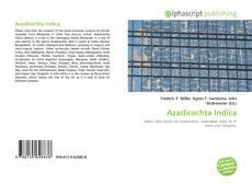 Bookcover of Azadirachta Indica