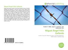 Bookcover of Miguel Ángel Félix Gallardo
