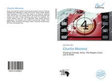 Capa do livro de Charlie Moreno