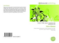 Bookcover of Ann Howe