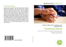 Capa do livro de Traditional Values