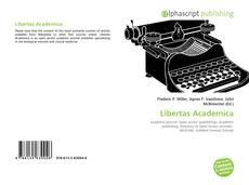 Capa do livro de Libertas Academica