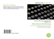 Bookcover of Mainstream Publishing
