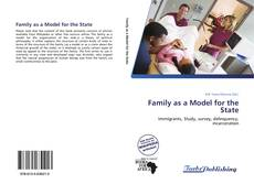 Couverture de Family as a Model for the State